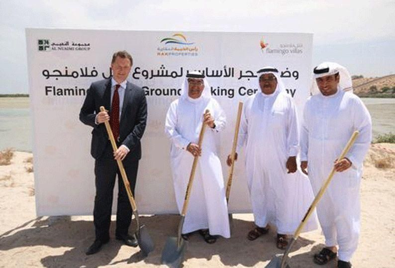 RAK Properties launches phase 2 of Flamingo Villas project