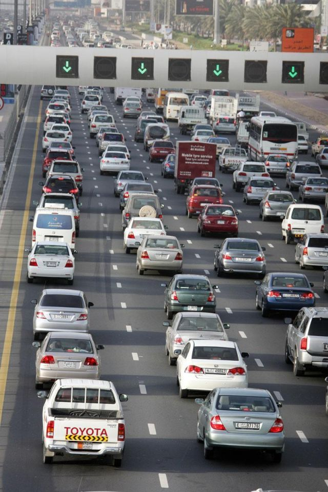 New tailgating cameras to be operation in UAE on July 1