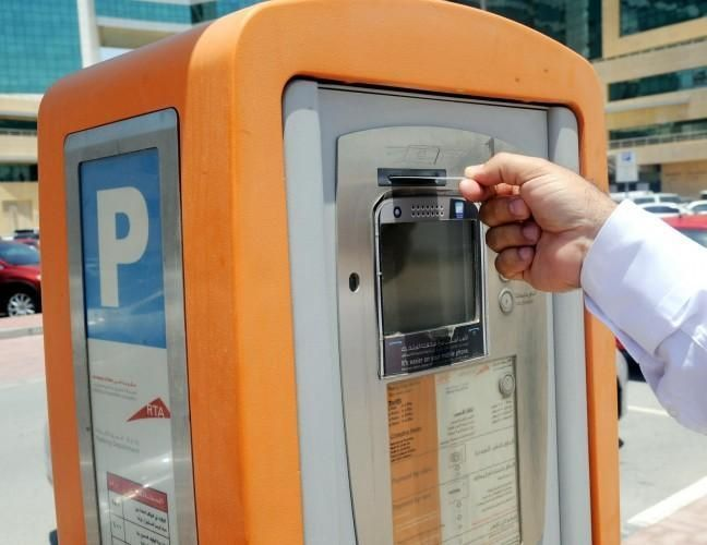 Parking charges set to double in some parts of Dubai