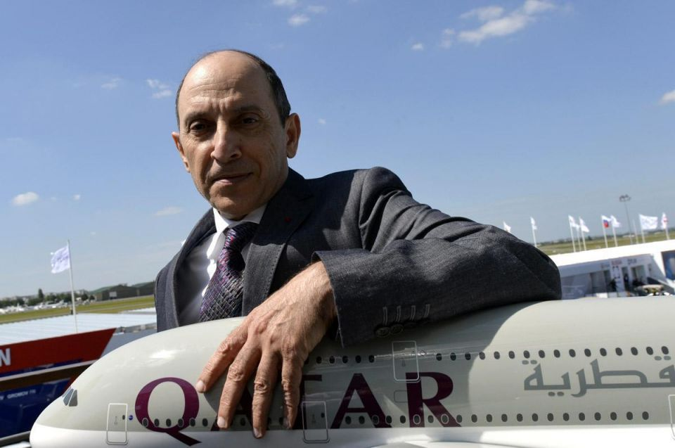 Qatar Airways chief eyes more airline investments in 2016