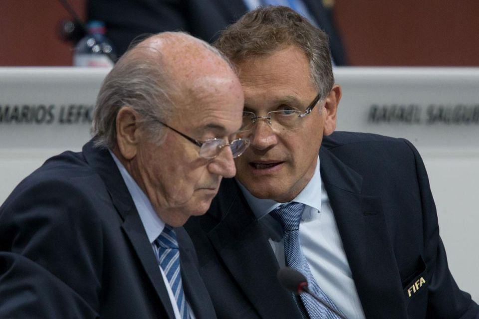 Blatter, Valcke hire high-powered US lawyers for FIFA corruption probe