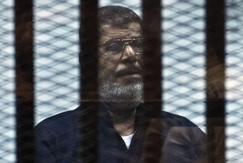 Qatar calls for release of Mursi after death sentence