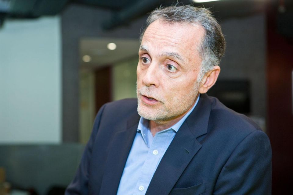 Fadi Ghandour urges region to take risks and invest in start-ups