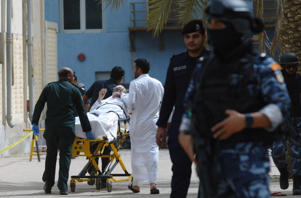 Kuwait mosque attack shows Gulf vulnerability to ISIL