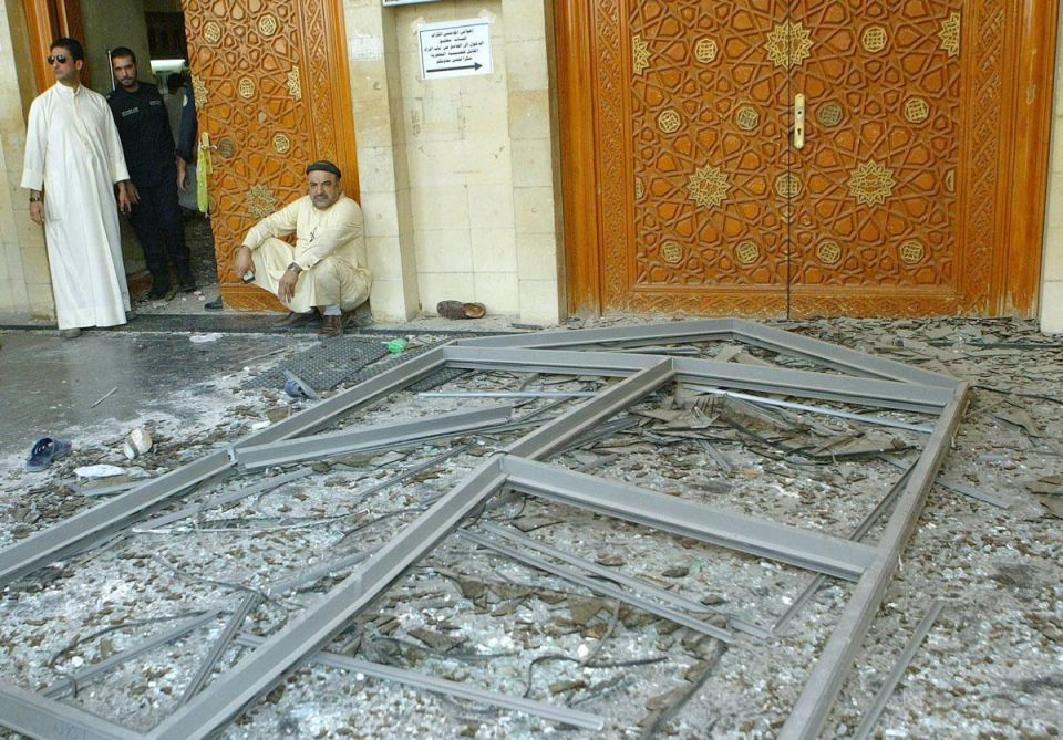 Kuwait upholds death sentence for mosque suicide bomber