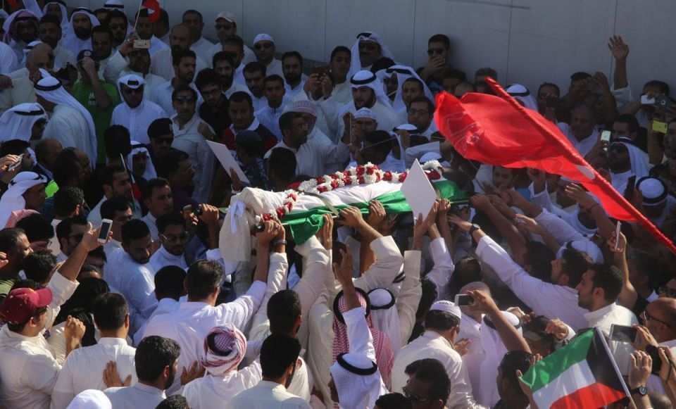 Kuwait says in 'state of war' with militant groups