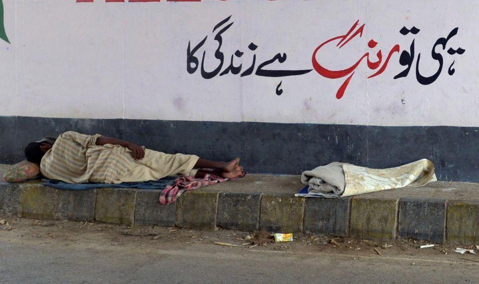 Heatwave in Pakistan