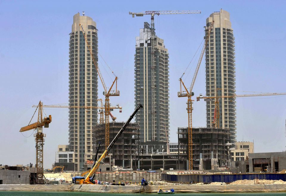 UAE's Dutco confirms end of JV with UK construction giant