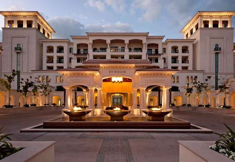 Starwood says on track to open 100 MidEast hotels by 2020