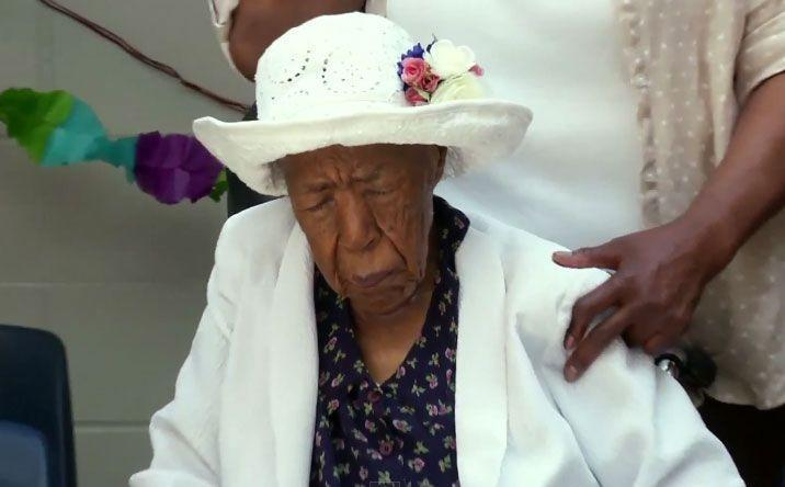 World's oldest person celebrates 116th birthday