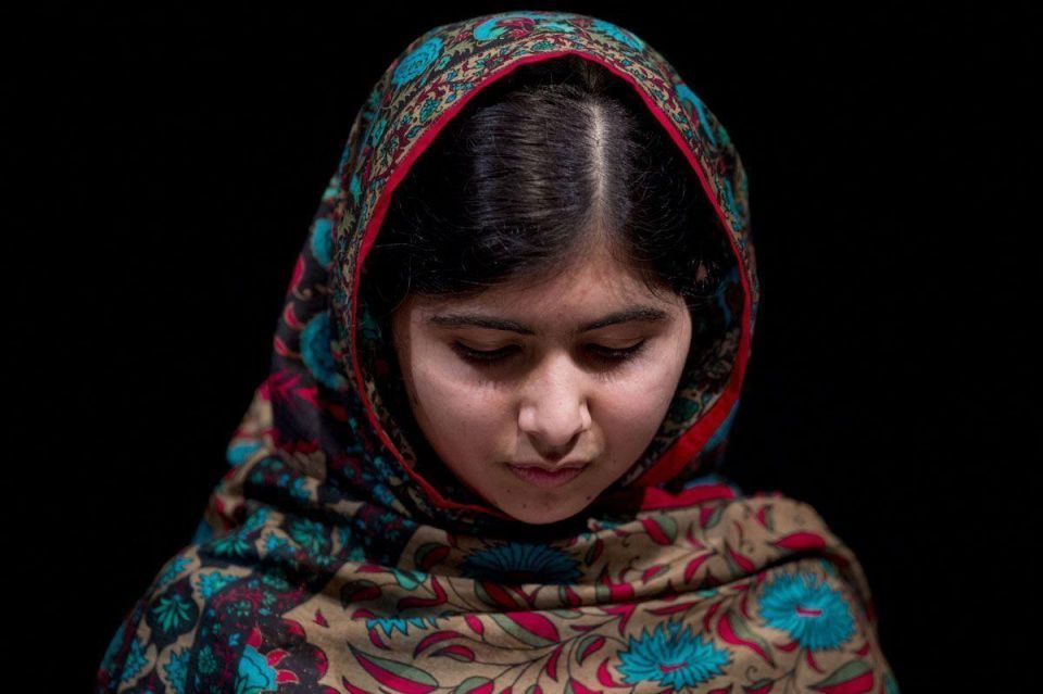 Malala calls for end to Syrian war, welcomes campaigner in UK