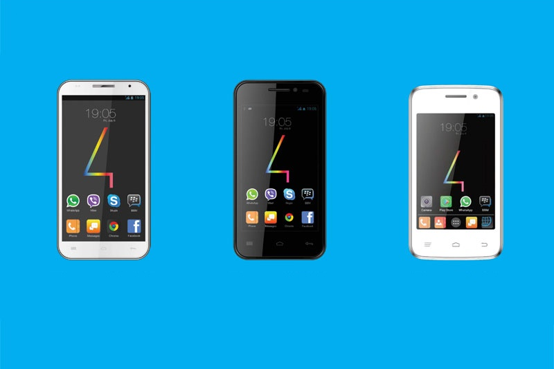 UAE's Four brand launches new smartphones priced from $46