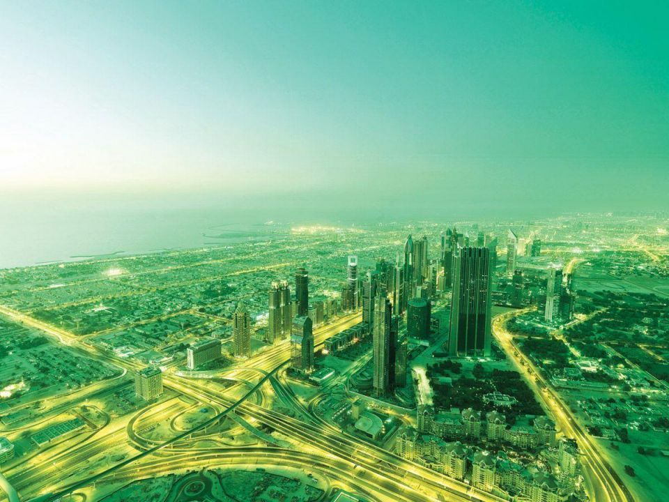 Greening the desert: How the UAE aims to change its carbon footprint