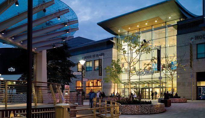 ADIA in bid for $1.9bn Irish shopping centre portfolio