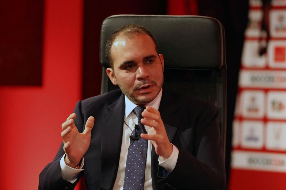 Prince Ali asks FIFA to investigate Africa-Asia agreement