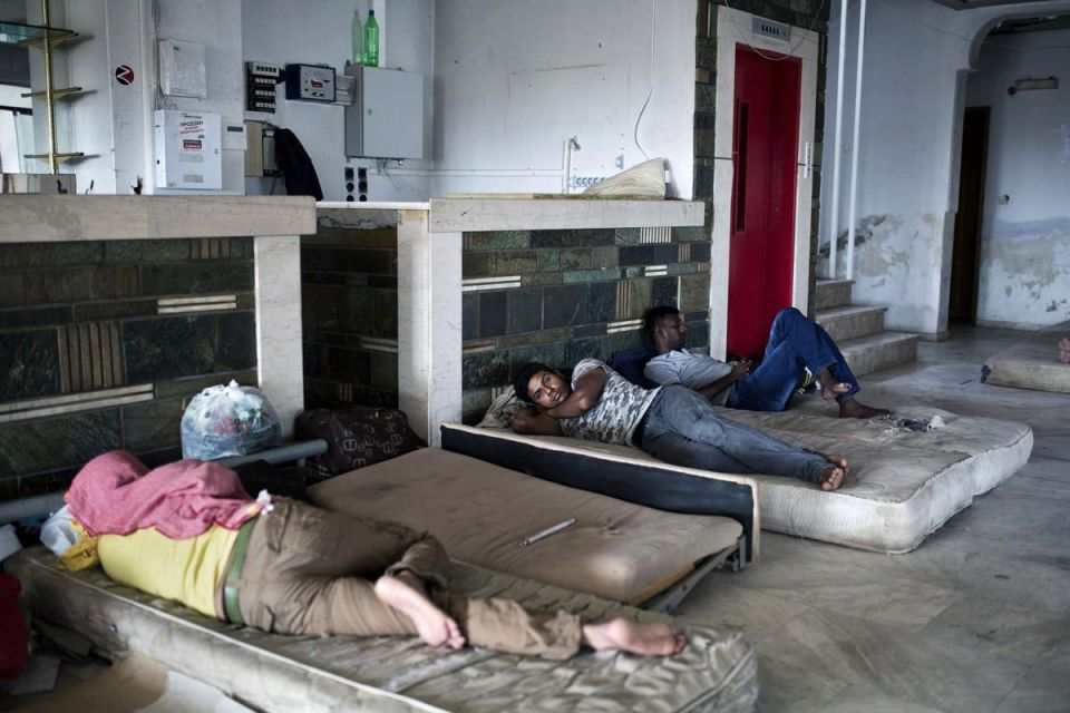 'Airbnb'-style housing for Europe migrants