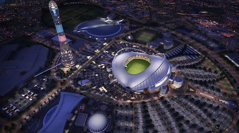 Qatar's first FIFA World Cup stadium ready by mid-2017