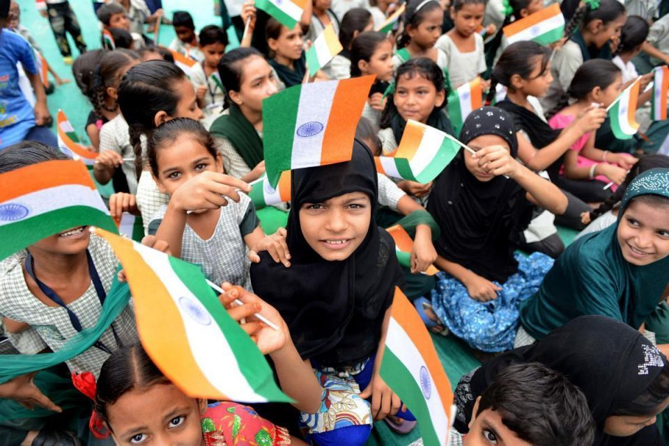 India celebrates 69 years of independence