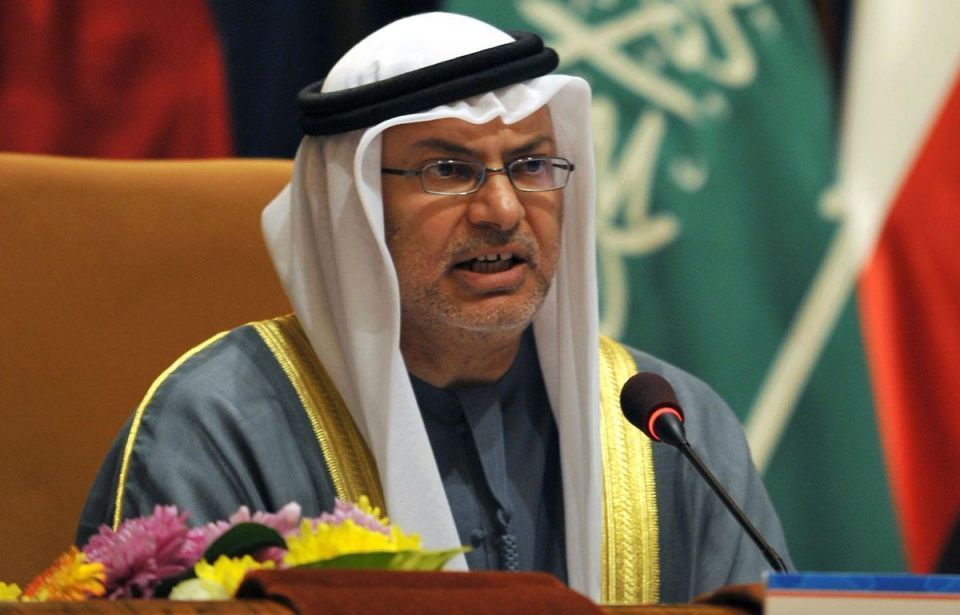 """UAE minister hits back at """"spiteful"""" claims of Yemen troops losses made on Iranian TV"""