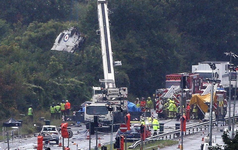 Former Bahrain expat among those killed in UK airshow crash