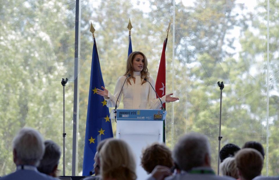 Queen Rania: Muslims must do more to stop ISIL