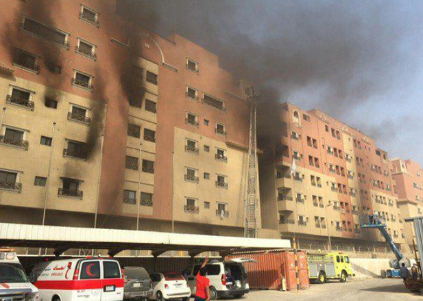 Electrical short circuit blamed for fatal Saudi Aramco fire