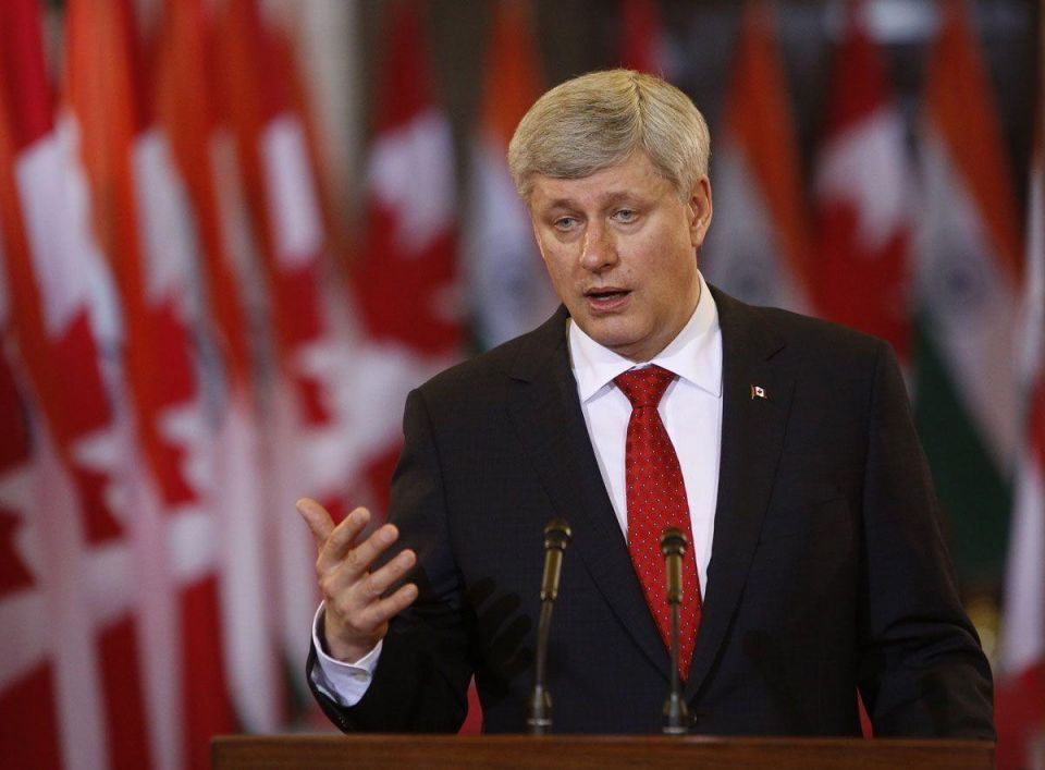 Anti-ISIL coalition falling short, says Canada PM