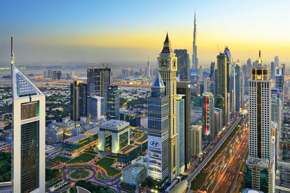 UAE August non-oil business growth climbs to 6-month high