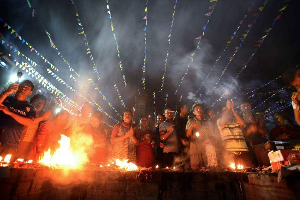 Bhimsen Jatra festival in Nepal