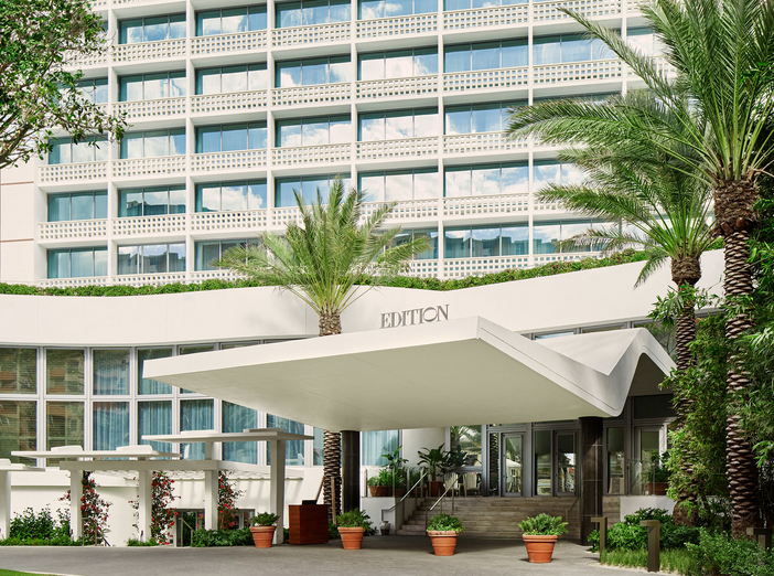 Marriott set to open first Edition hotel in Dubai in 2018