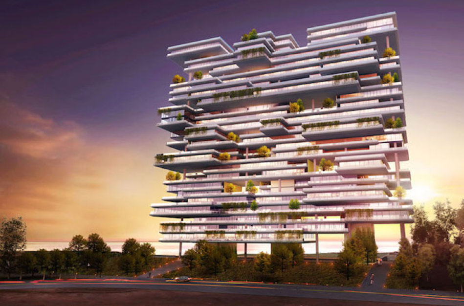 Revealed: $54m penthouse for sale in luxury Palm project