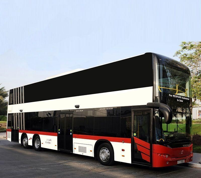More than 70m passengers ride on Dubai buses in H1