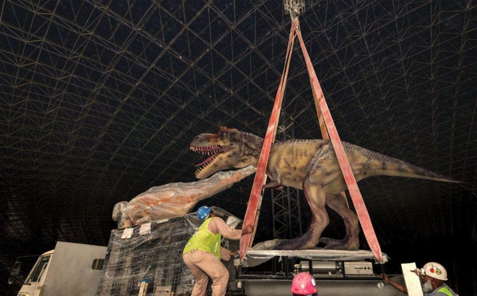 World's largest indoor theme park to open in Dubai in 'early 2016'