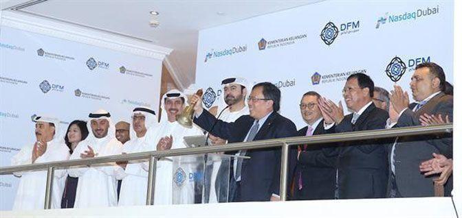 Indonesia lists $6bn Islamic bond on Nasdaq Dubai