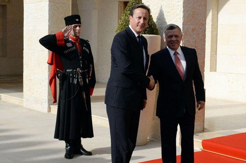 Cameron visits Lebanon and Jordan