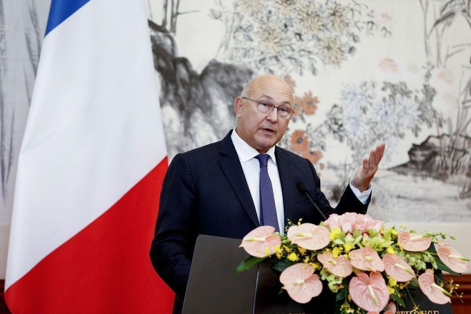 China and France high level economic and financial dialogue