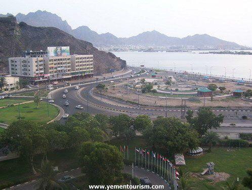Main street in Aden re-named 'The Emirati Martyrs Street'