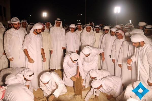 In Picture: Sheikh Rashid laid to rest in Dubai
