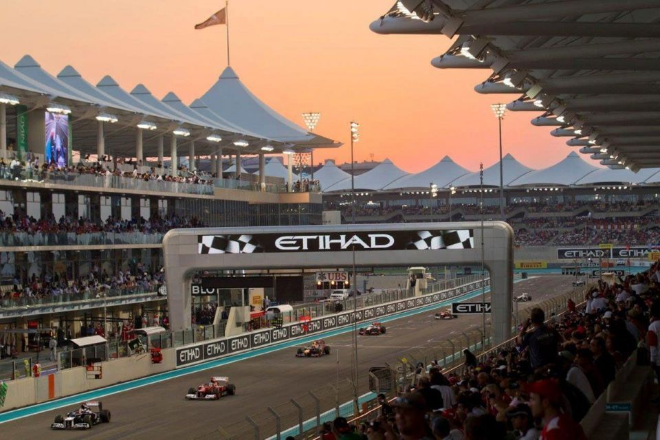 "Tickets for Abu Dhabi's Grand Prix ""almost sold out"""