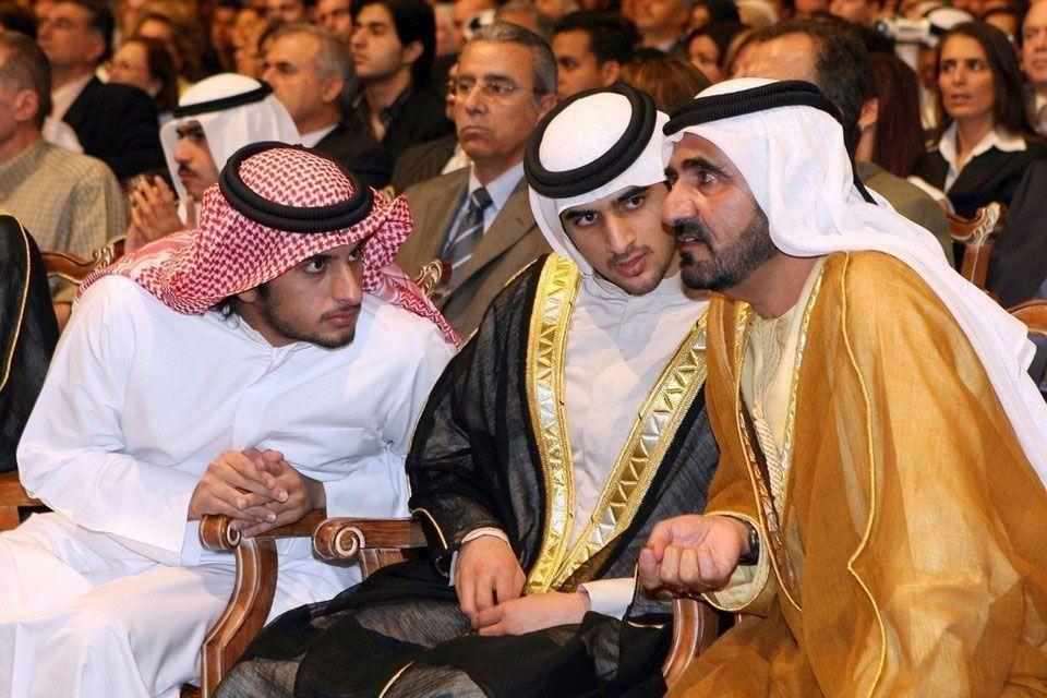 In Pictures: Sheikh Rashid bin Mohammed: 1981-2015