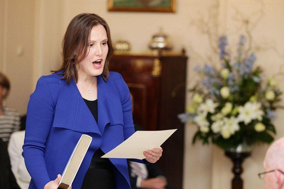 New Australian Prime Minister promotes more women in cabinet