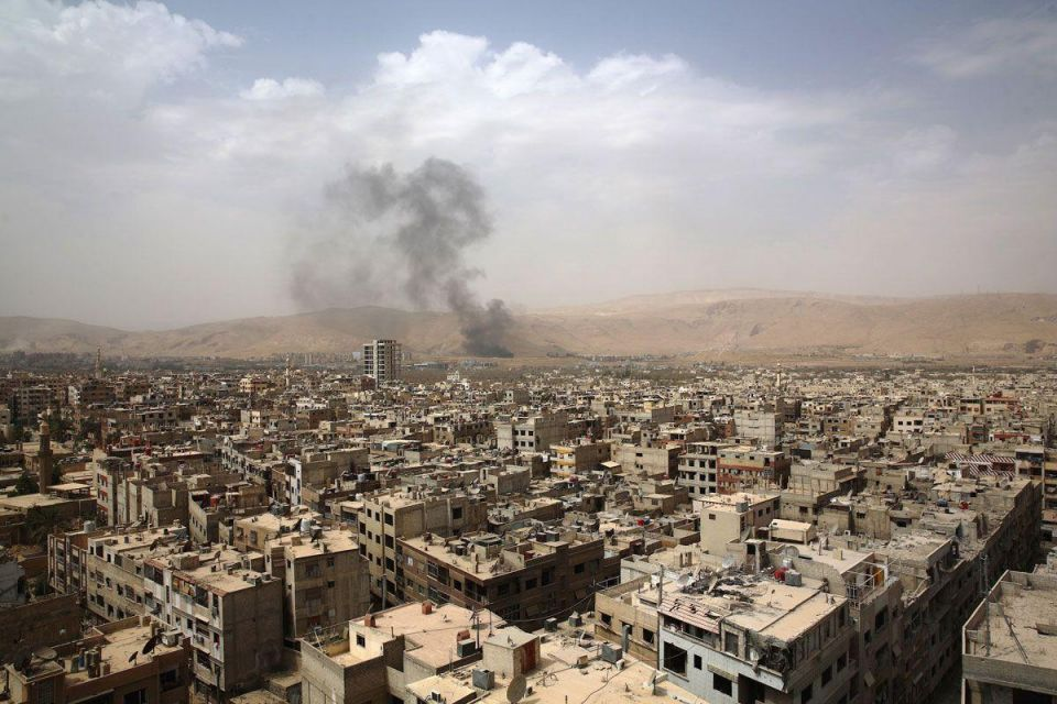 30 killed in coalition strikes on ISIL camp in Syria