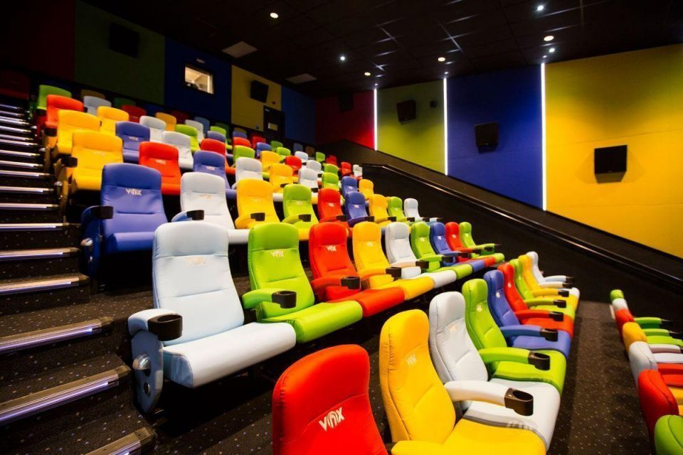 Saudi is a 'great opportunity', says Vox Cinemas CEO