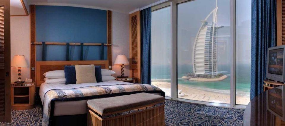 Dubai's best views hotel rooms