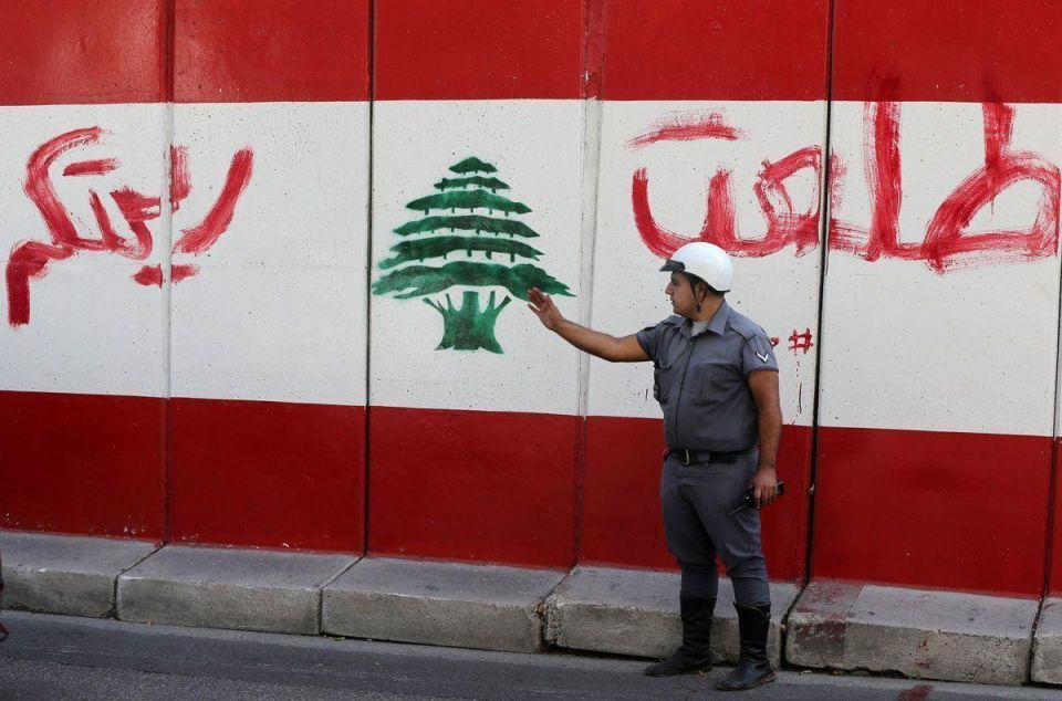 Beirut: 'You Stink' campaign continues