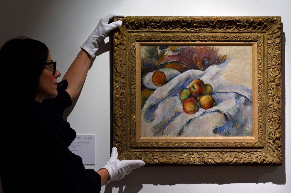 Auction houses compete for prime time slots