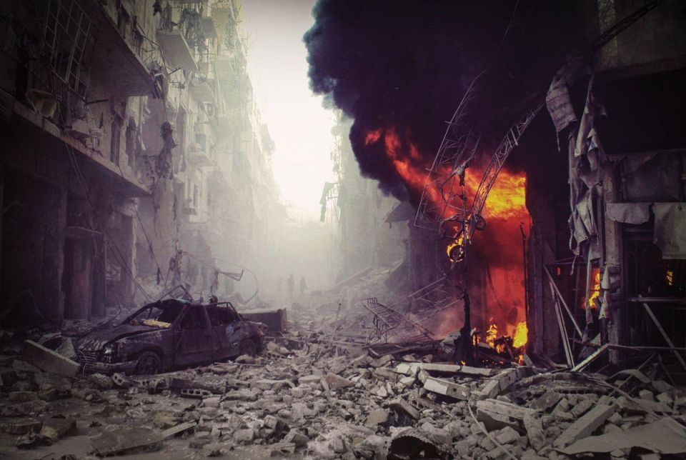 Syrian monitor estimates more than 370,000 dead in war