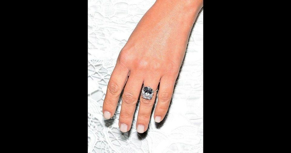 Revealed: Our favourite celebrity engagement rings