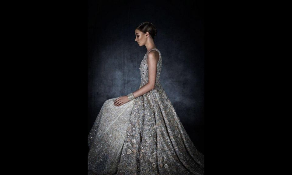 The best of the Swarovski Sparkling Couture Exhibition
