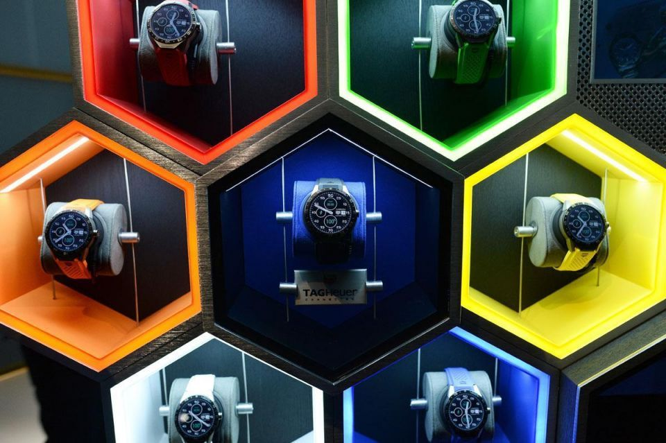 Exclusive: TAG Heuer unveils its connected smartwatch